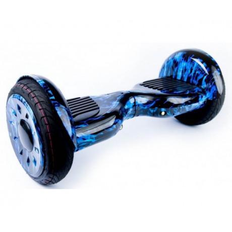 "Гироскутер 10.5"" Premium Smart Balance TAO TAO, цвет: СИНИЙ ОГОНЬ"
