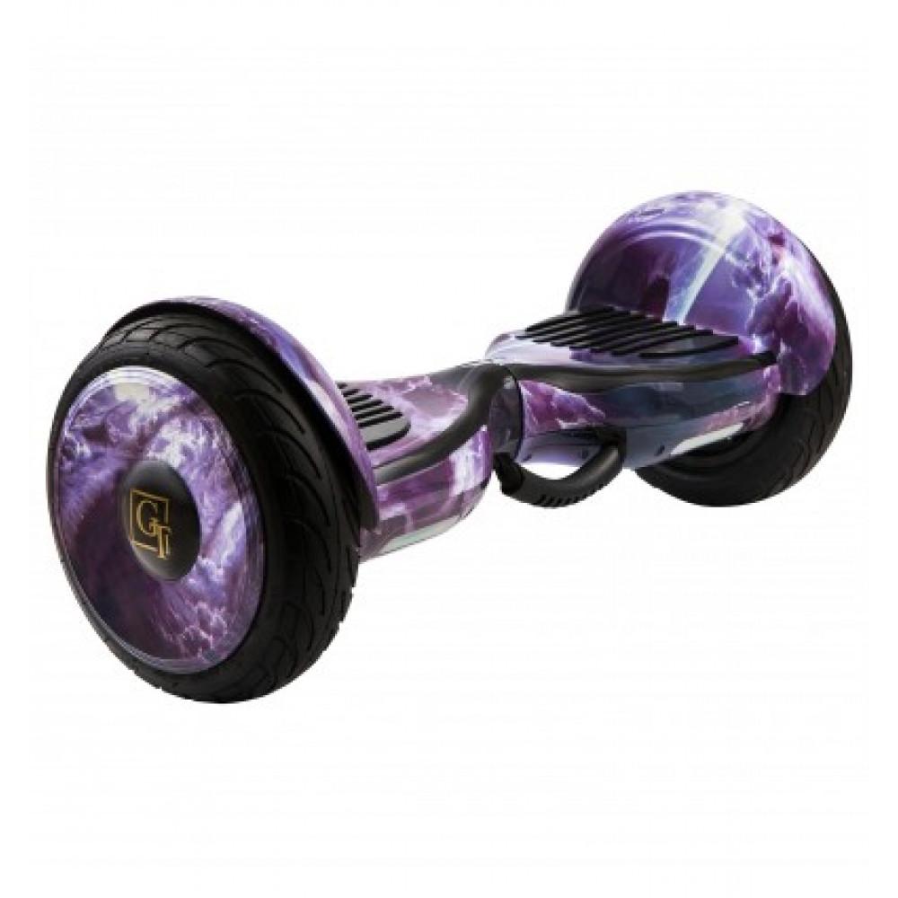 Гироскутер Smart 10.5 Balance Wheel GT Фиолетовый космос