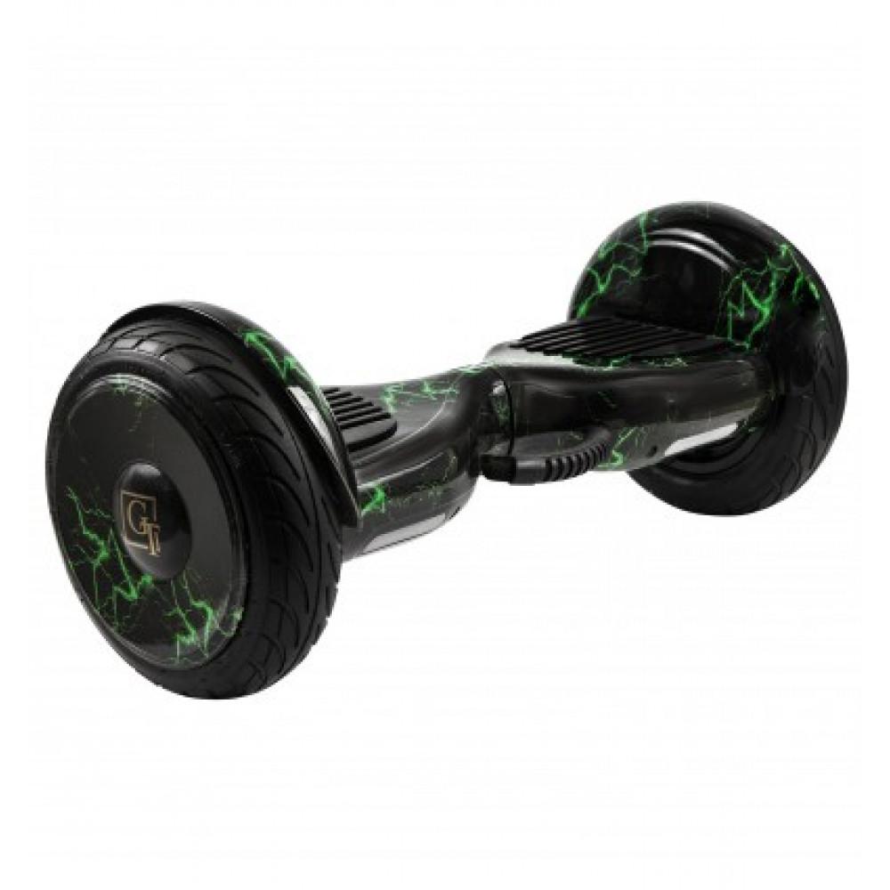 Гироскутер Smart 10.5 Balance Wheel GT Зеленая Молния