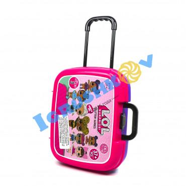 """Игровой набор """"LOL"""" 4 в 1 чемоданчик"""