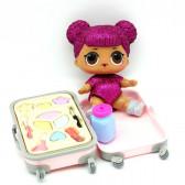"""Игровой набор """"LOL"""" чемодан с косметикой"""
