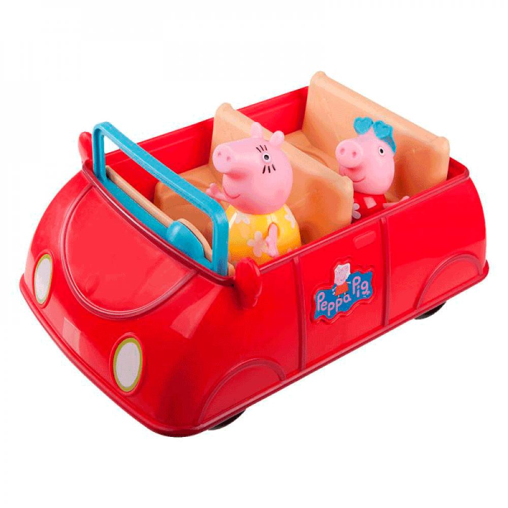 """Игровой набор """"Свинка пеппа"""" машинка"""